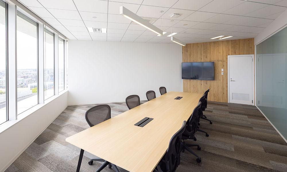 株式会社KRAF オフィス風景